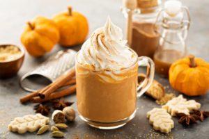 Seasonal hot drinks and other fall treats